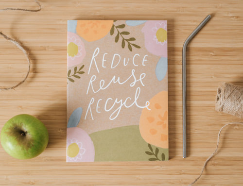 Our February Theme is Upcycle / Recycle!